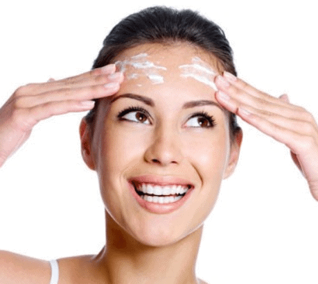 Making face cream at home And it's Benefits