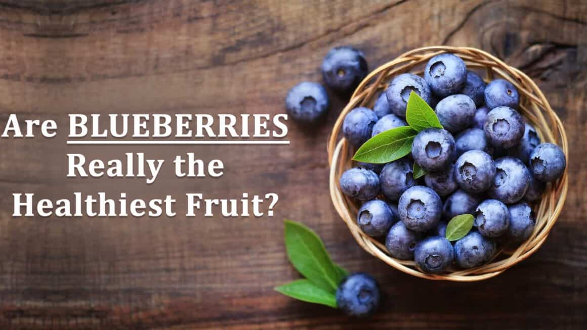 The benefits of blueberries for the health of the body