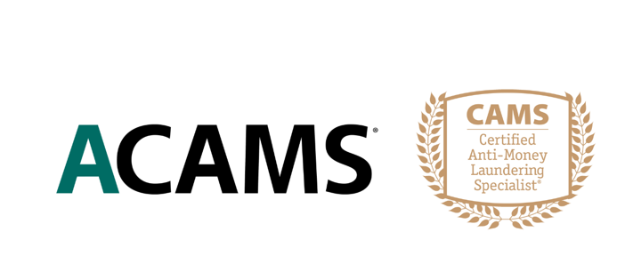 What is a licensed Anti-Money Laundering Specialist (CAMS)?