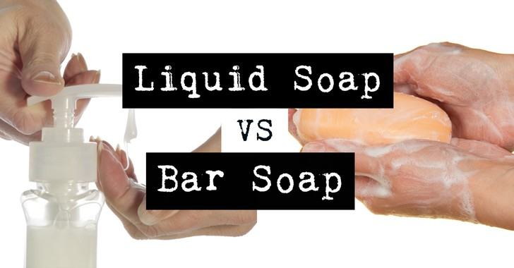 Why Bath and Body Works Liquid Hand Soap Are Better Than the Bars
