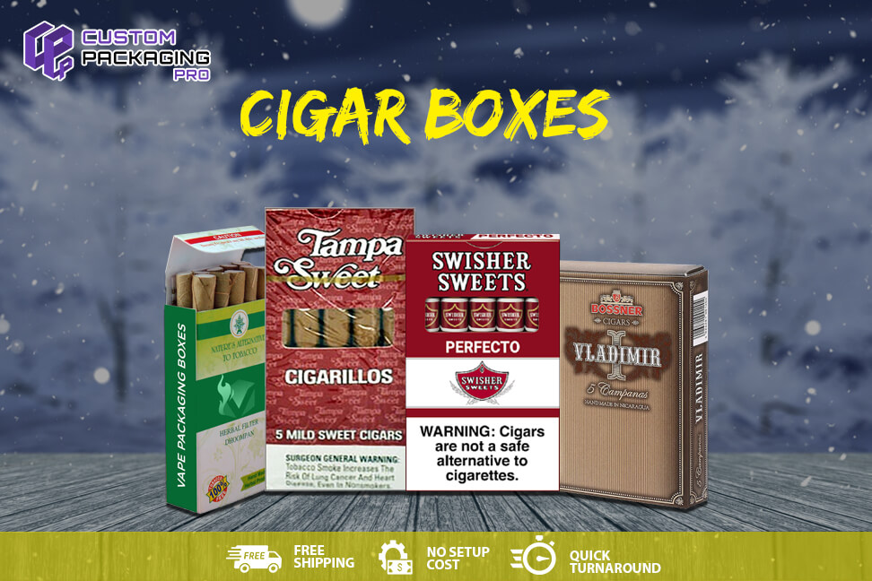 Ultimate Packaging Designs for Cigar Boxes