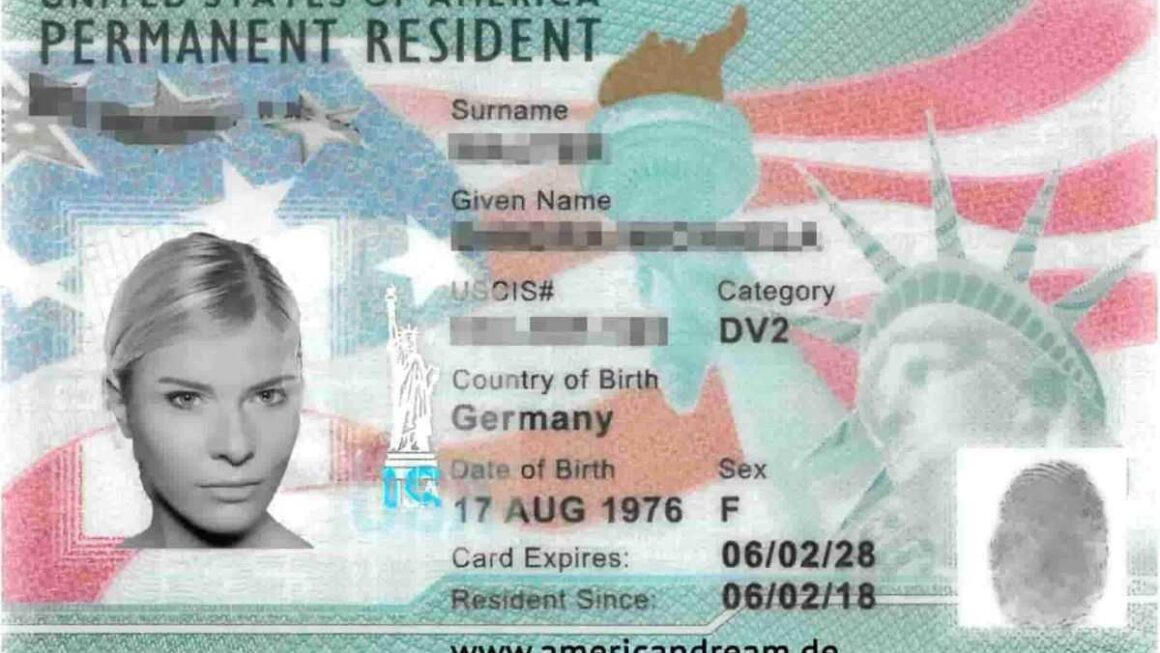Request for a Green Card for parents