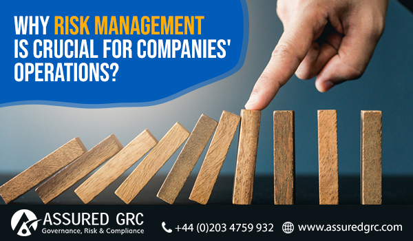 Why Risk Management is Crucial for Companies' Operations?