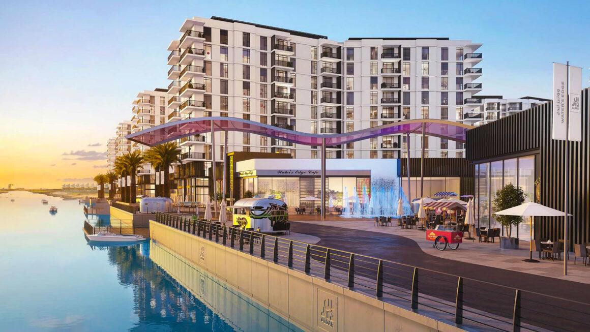 Water's Edge by Aldar – A Premium Residential Development in Yas Island