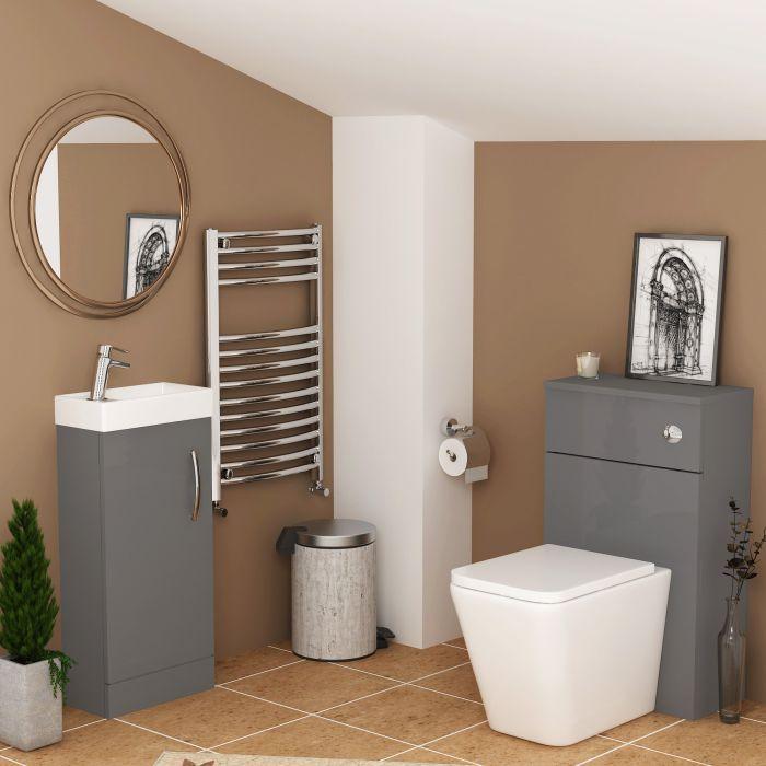 small sink vanity units