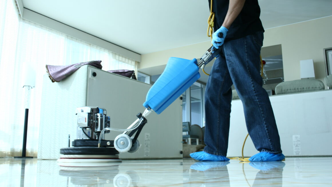Keep Your Tiles Clean And Crisp By Tile Cleaning Services