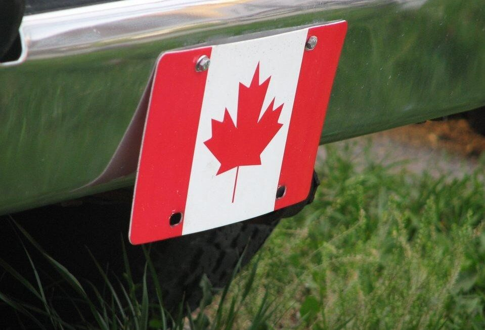 What number of overall sets of laws are in Canada?