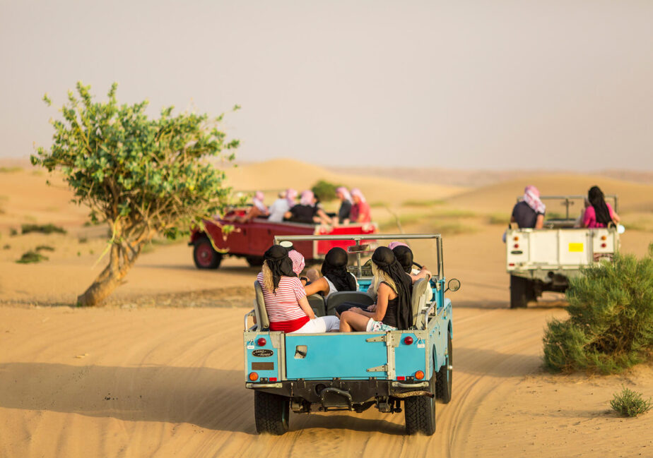 What Are the Different Desert Safari Packages Available?