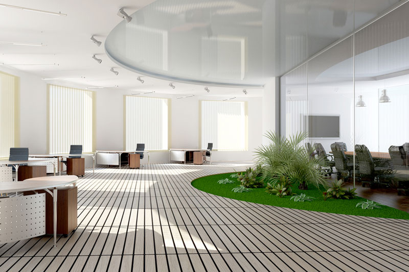 Can You Inspire Your Workers Through the Office Design?