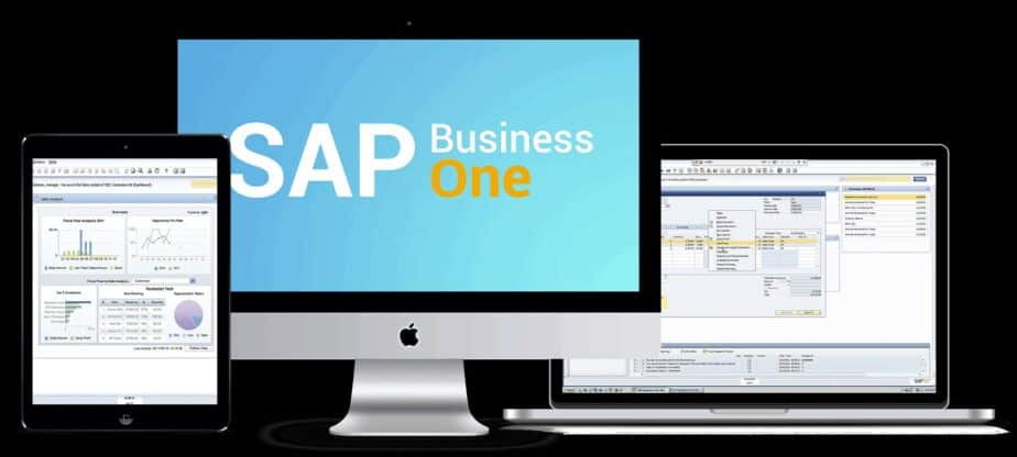 Comparison; SAP Business ByDesign versus SAP Business One