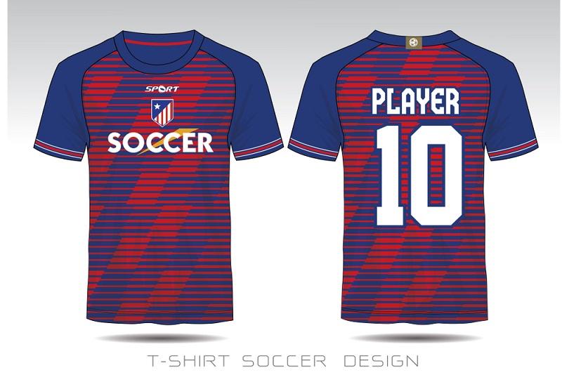 Soccer Jersey-The Attire of a Footballer