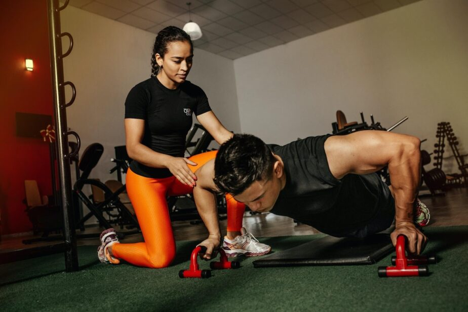 Benefits on one-on-one personal training