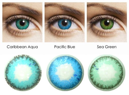 6 Quick Guidelines in Selecting Suitable Color Contact Lenses for First-Timers