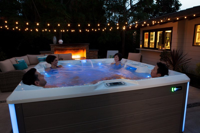 How to Stock a Hot Tub for Summer