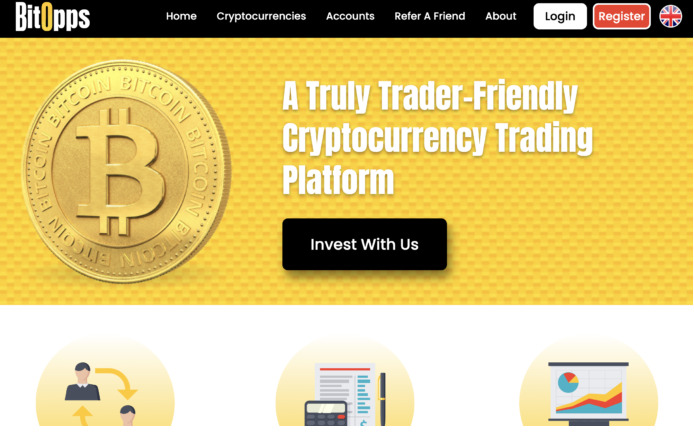 BitOpps Review – An All-Inclusive Cryptocurrency Trading Platform