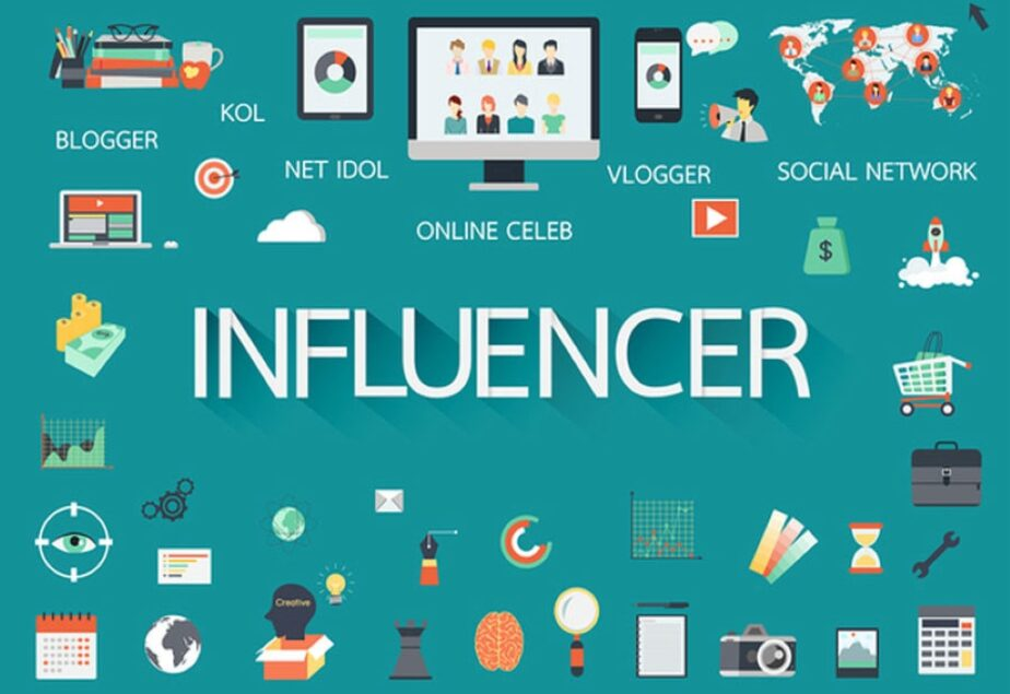 Advantages of influencer marketing: striking and interesting