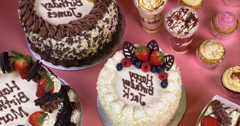 Birthday Cakes Boxes