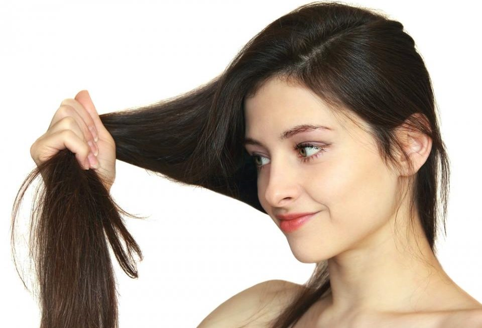 Making your scalp hair strong and healthy