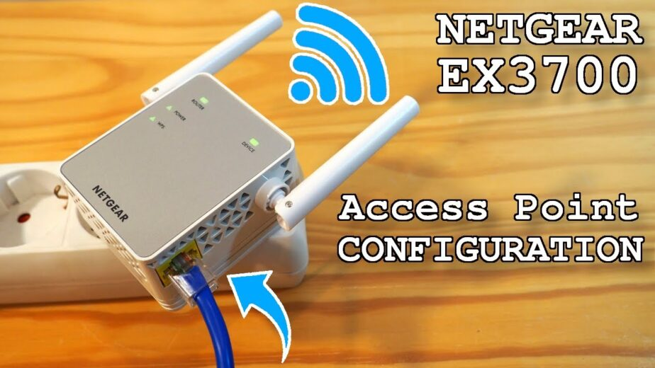 How to Perform Factory Reset on Netgear EX3700 Extender?