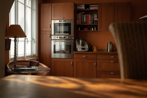 The luxurious wooden cabinets categories you should consider for your space