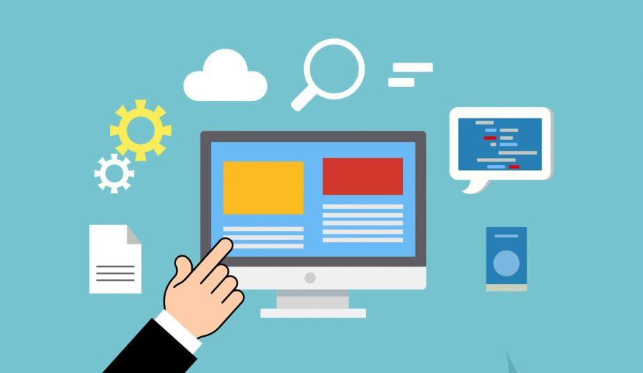 hosting service image