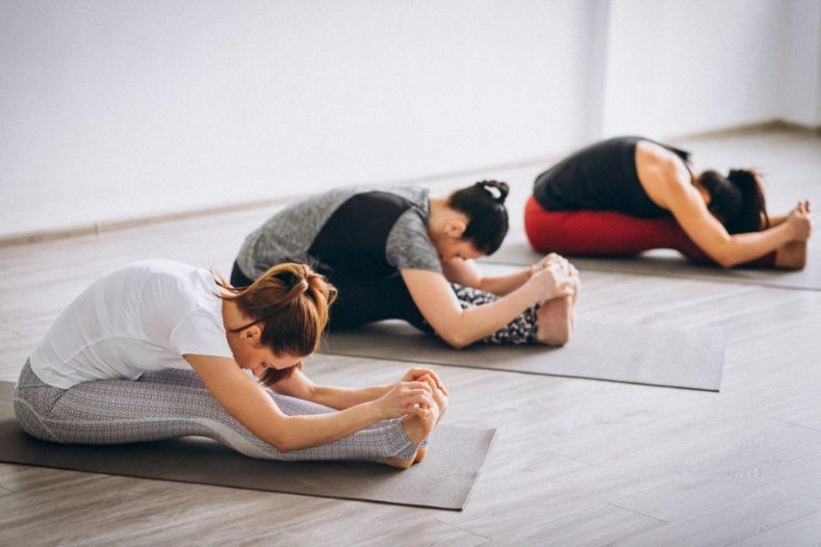 Yoga Moves That Burn Calories